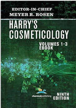cosmetic science book
